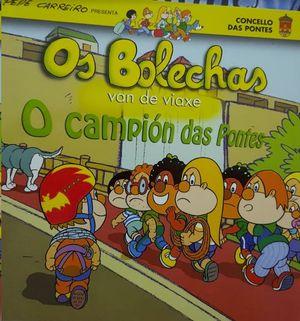 O CAMPIÓN DAS PONES