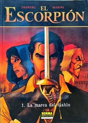 EL ESCORPION 1 LA MARCA DIABLO