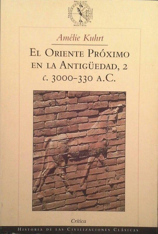 ORIENTE PROXIMO ANTIGUEDAD 2 (ARQ)