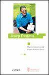 HISTORIA Y PROYECTO SOCIAL.JORNADAS DEBATE DEL INSTITUT UNIVERSIT.HIST