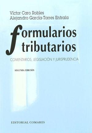 FORMULARIOS TRIBUTARIOS