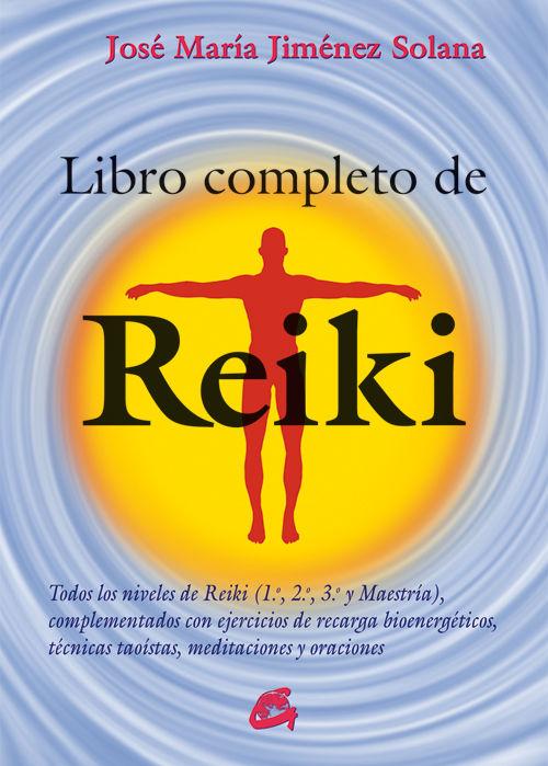 LIBRO COMPLETO DE REIKI