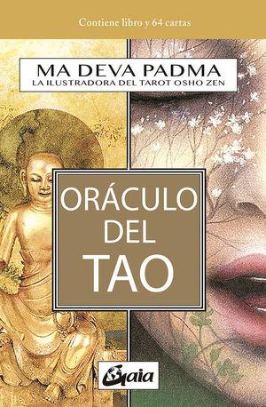ORACULO DEL TAO (LIBRO + 64 CARTAS)