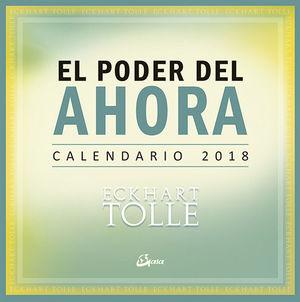 EL PODER DEL AHORA 2018