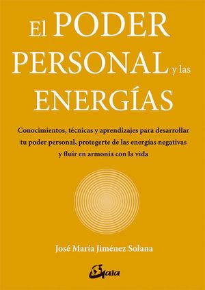 EL PODER PERSONAL Y LAS ENERGIAS