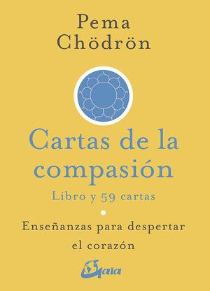 CARTAS DE LA COMPASION (LIBRO Y 59 CARTAS)