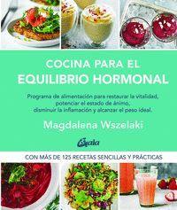 COCINA PARA EL EQUILIBRIO HORMONAL