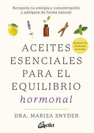 ACEITES ESENCIALES PARA EL EQUILIBRIO HORMONAL