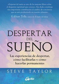 DESPERTAR DEL SUEÑO