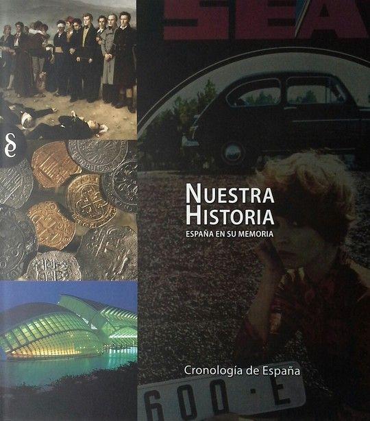 CRONOLOGÍA DE ESPAÑA