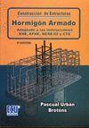 CONSTRUCCIÓN DE ESTRUCTURAS DE HORMIGÓN ARMADO ADAPTADO A LAS INSTRUCCIONES EME,