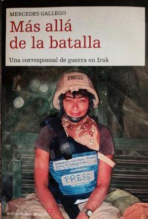 MÁS ALLÁ DE LA BATALLA