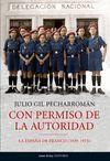 CON PERMISO DE LA AUTORIDAD