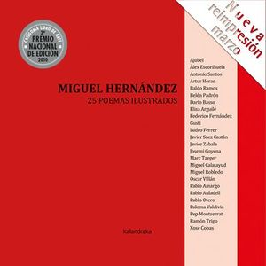 25 POEMAS ILUSTRADOS DE MIGUEL HERNANDEZ