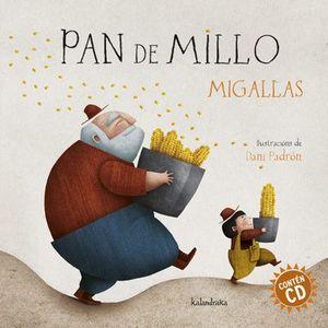 PAN DE MILLO (CONTÉN CD)