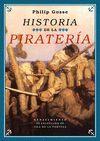 HISTORIA DE LA PIRATERÍA