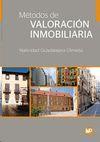 MÉTODOS DE VALORACIÓN INMOBILIARIA