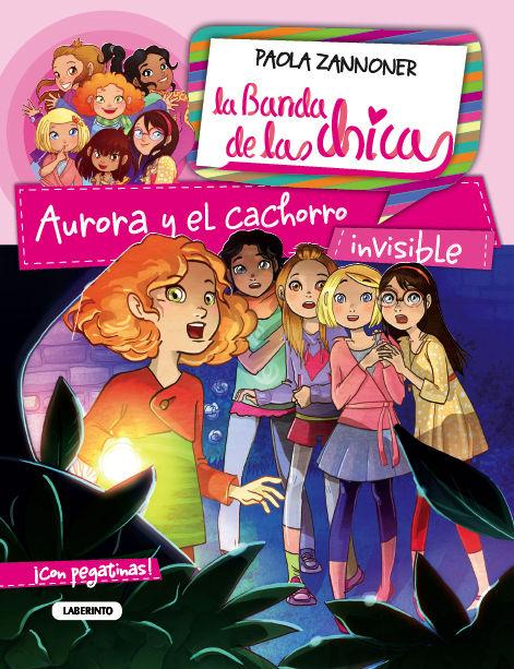 AURORA Y EL CACHORRO INVISIBLE
