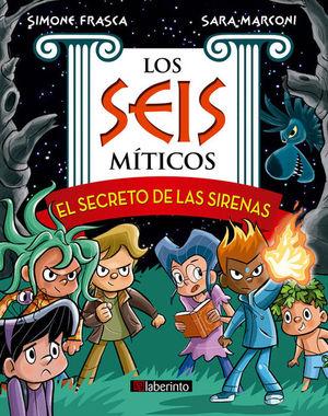 EL SECRETO DE LAS SIRENAS