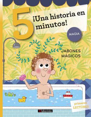 ¡UNA HISTORIA EN 5 MINUTOS! JABONES MÁGICOS