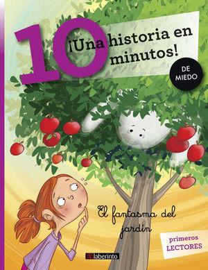 ¡UNA HISTORIA EN 10 MINUTOS! EL FANTASMA DEL JARDÍN