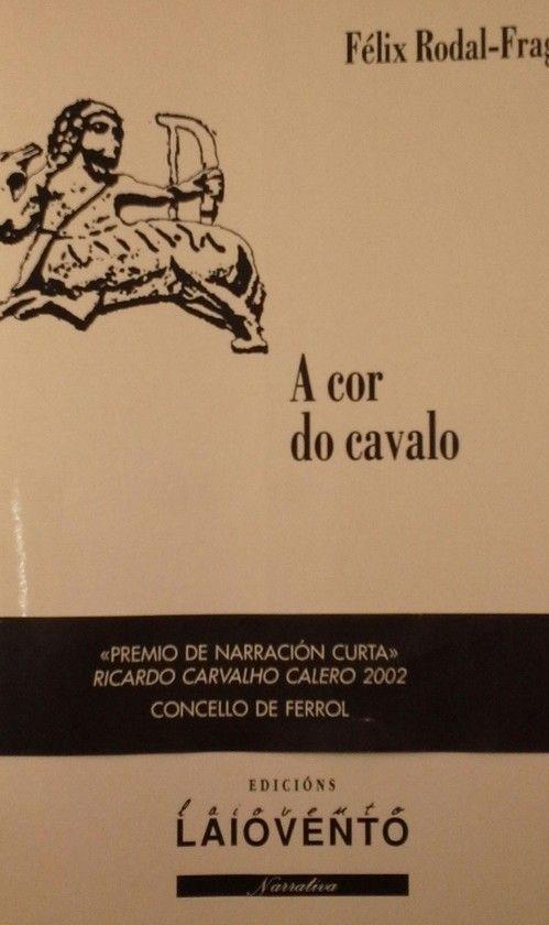 A COR DO CAVALO