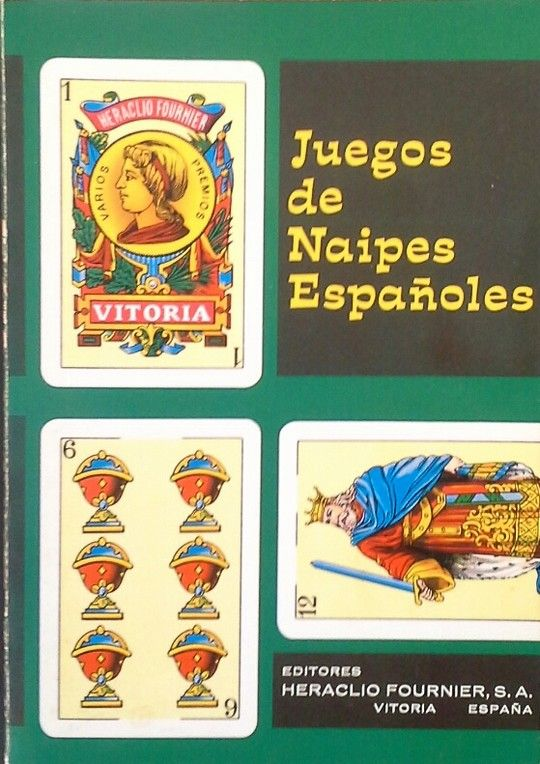 JUEGOS DE NAIPES ESPAÑOLES