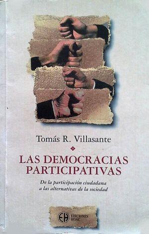 LAS DEMOCRACIAS PARTICIPATIVAS