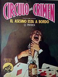 EL ASESINO ESTÁ A BORDO = S.S. MURDER Nº 24