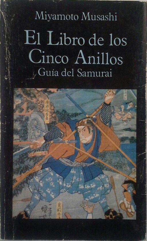 EL LIBRO DE LOS CINCO ANILLOS: GUÍA DEL SAMURAI