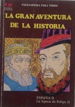 LA GRAN AVENTURA DE LA HISTORIA