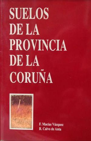 SUELOS DE LA PROVINCIA DE LA CORUÑA