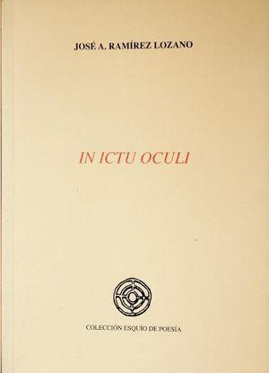 IN ICTU OCULI