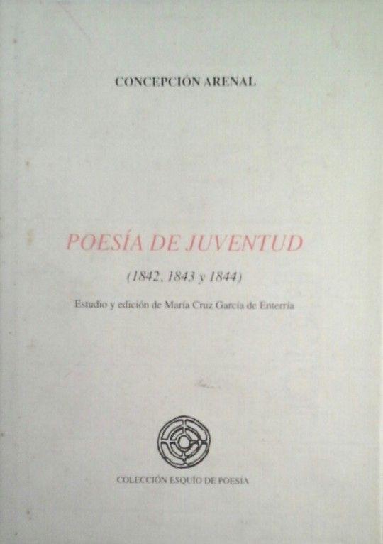 POESÍA DE JUVENTUD