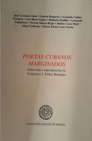 POETAS CUBANOS MARGINADOS
