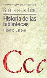 HISTORIA DE LAS BIBLIOTECA