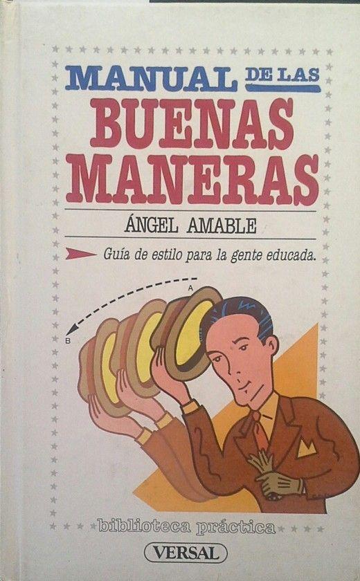 MANUAL DE LAS BUENAS MANERAS