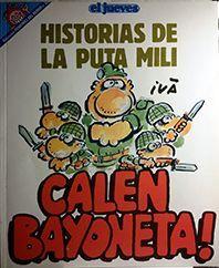 CALEN BAYONETA