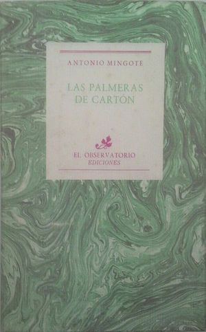LAS PALMERAS DE CARTÓN