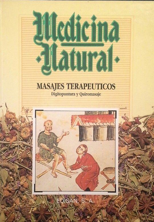MASAJES TERAPÉUTICOS (DIGITOPUNTURA...)