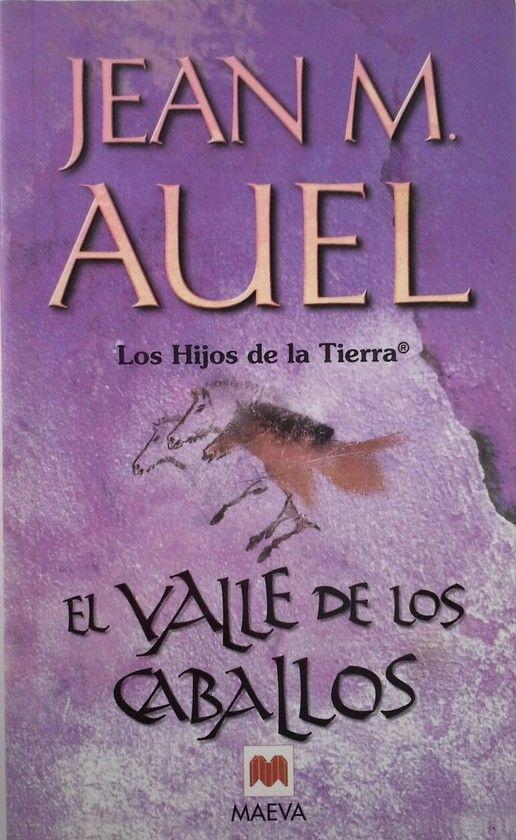 EL VALLE DE LOS CABALLOS (BOLSILLO) - HIJOS DE LA TIERRA II