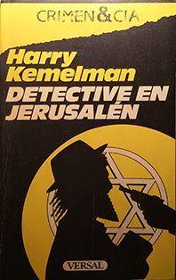 DETECTIVE EN JERUSALÉN