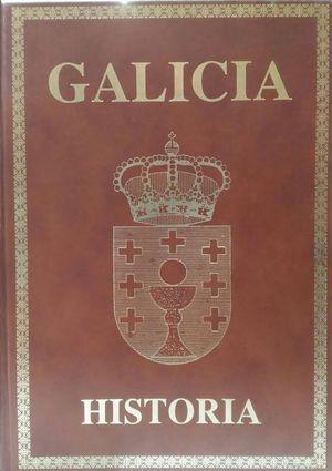 GALICIA TOMO VII  HISTORIA  HISTORIA CONTEMPORÁNEA. POLÍTICA. (SIGLO XIX)