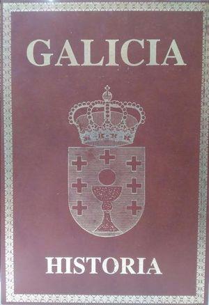 GALICIA TOMO VIII  HISTORIA  HISTORIA CONTEMPORÁNEA. POLÍTICA.(SIGLO XX)