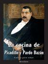 LA COCINA DE PICADILLO Y PARDO BAZAN