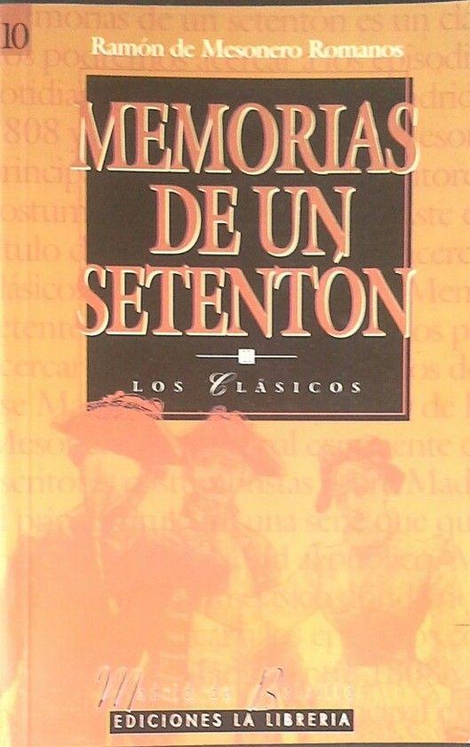 MEMORIAS DE UN SETENTON (II)