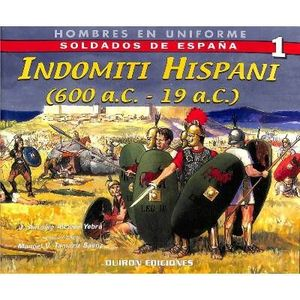 INDOMITI HISPANI (600 A.C-19 A.C)