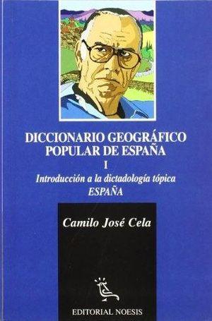 DICCIONARIO GEOGRAFICO POPULAR DE ESPAÑA 1