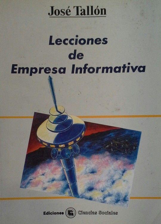 LECCIONES DE EMPRESA INFORMATIVA