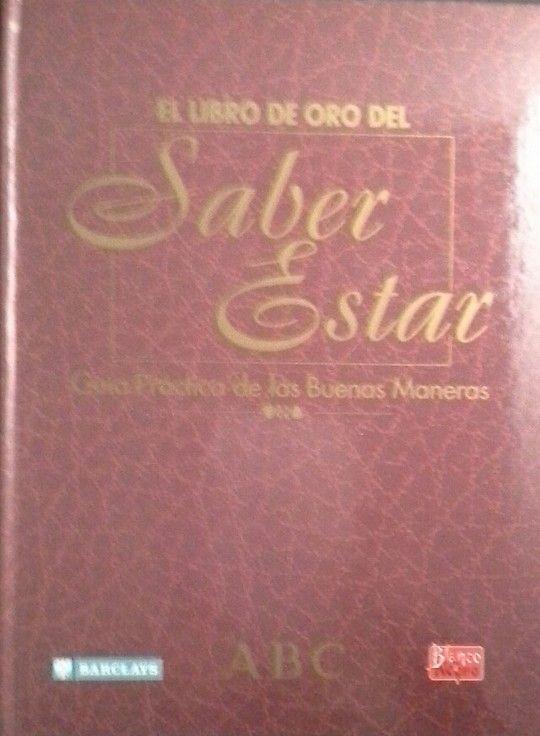 EL LIBRO DE ORO DEL SABER ESTAR